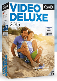 MAGIX Video deluxe or Magix Movie Edit Pro Free License