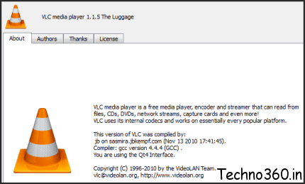 VLC 1 1 5 Now Available