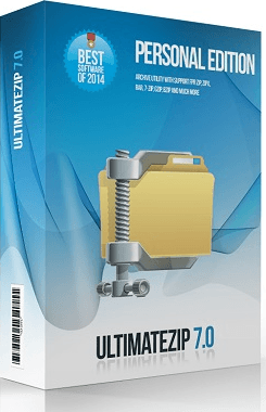 Get UltimateZip license for Free