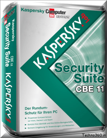Kaspersky Security Suite CBE 11 for Free