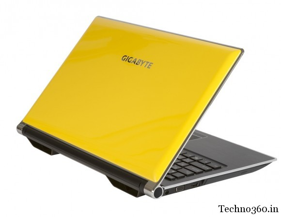 Gigabyte U2442N Notebook THX TruStudioPRO Windows 7