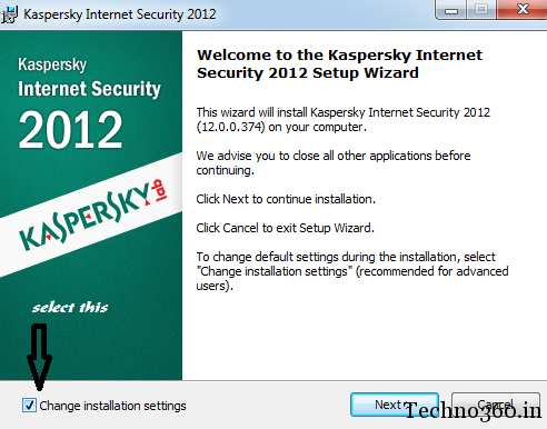 Kaspersky Internet Security 2012 Free 1 year License