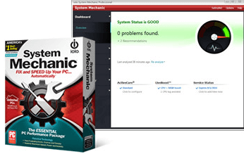 iolo System Mechanic 17 Free 1 Year License [Windows]