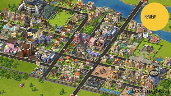 SimCity Social Review