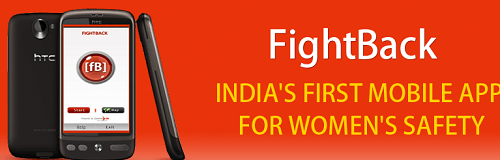 fightback app for women safety