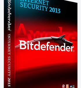 Bitdefender Internet Security 2013 Free One year License