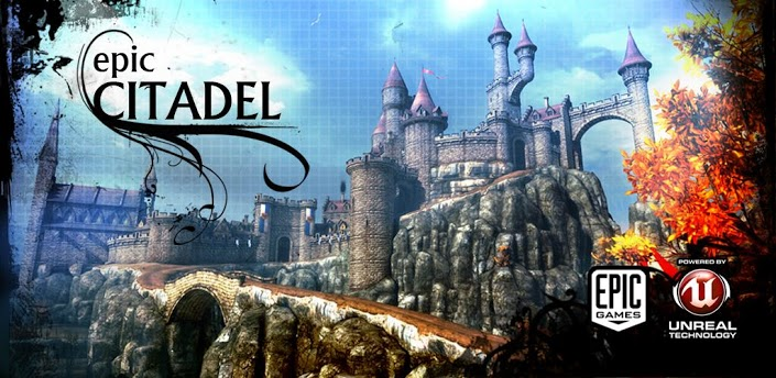Epic Citadel released for Android devices