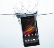 xperia z water proof