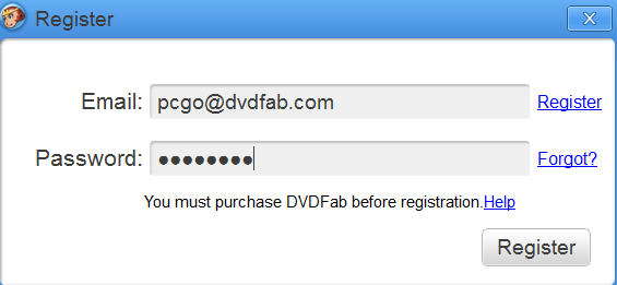 DVDFab Blu-ray Copy license