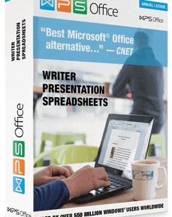 WPS OFFICE BUSINESS EDITION Free for One year