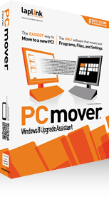 PCmover Windows 8 Upgrade Assistant