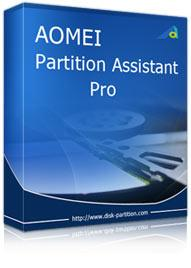 Get Aomei Partition Assistant Pro for Free