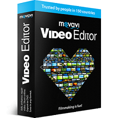 Movavi Video Editor 11 SE License for Free
