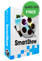 Get BlazeVideo SmartShow for Free