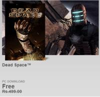 Dead Space PC Game Free on EA's Origin