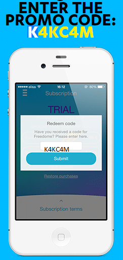 F-Secure Freedome redeem code k4kc4m