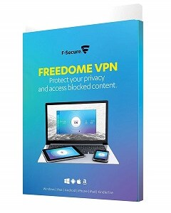 F-Secure FREEDOME VPN Box