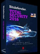 Bitdefender Total Security 2016 Free 6 Month License