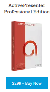 ActivePresenter Professional Edition for Free