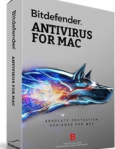 Bitdefender Antivirus for Mac  Free for 6 Month
