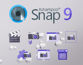Ashampoo Snap 9- Screen Capture Tool Full version for Free