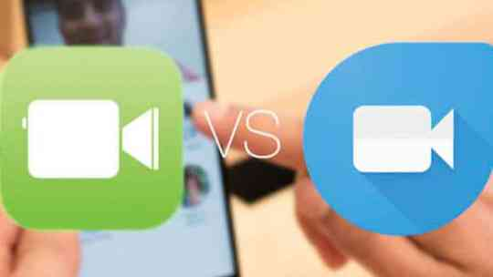 Google Duo Vs Apple FaceTime – Comparison