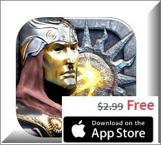 THE SHADOW SUN iOS RPG Game available Free instead of $2.99