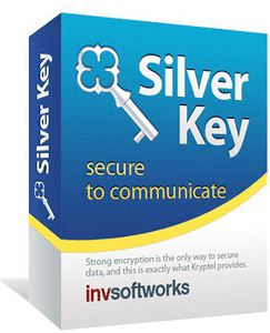 Silver Key Standard- Encryption Software Free License