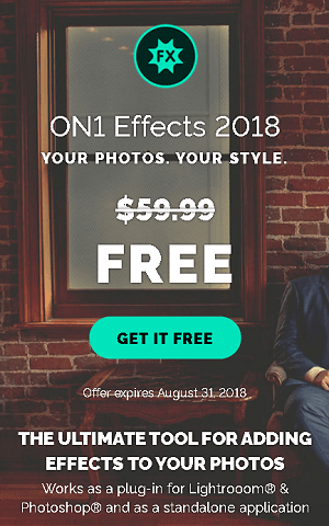ON1 Effects 2018 Photo Editing Software Available For Free Win Mac