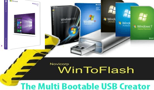 WinToFlash Professional for Free (Worth $29.95)