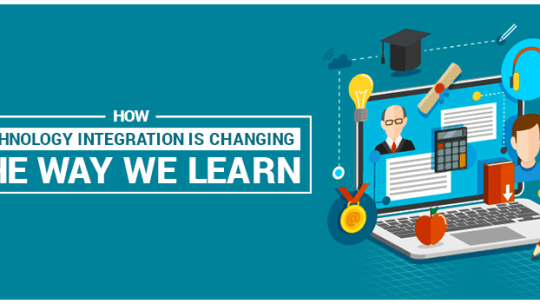 How Technology Integration is changing the way we learn