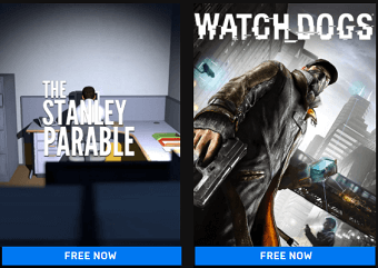 watch dogs game free