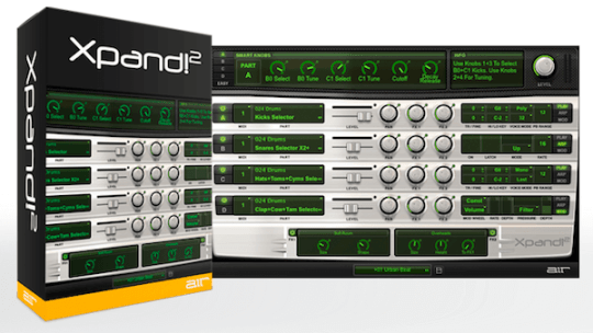 Xpand 2 Virtual Instrument Plugin for Free