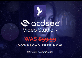 ACDSee Video Studio 3 download free now