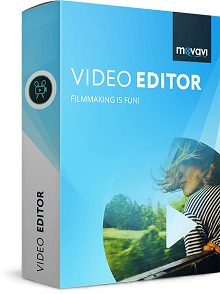 Movavi Video Editor 14 PE License for Free