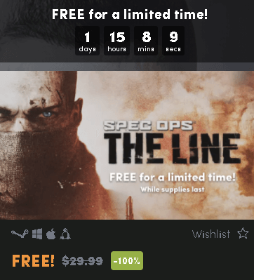 spec ops the line pc game