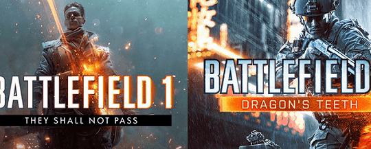 Battlefield 1: They Shall Not Pass & Battlefield 4: Dragon's Teeth can be downloaded for free on PC and Consoles