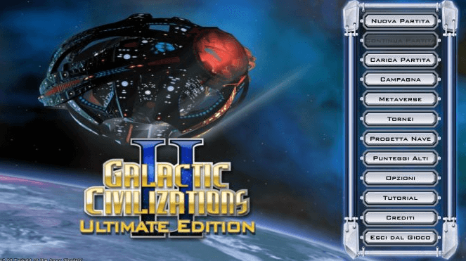 Galactic Civilizations 2 Ultimate Edition