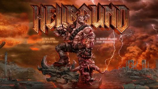 Hellbound FPS Game Free Steam Key [Closed Beta]