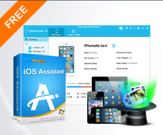 Coolmuster iOS Assistant Free License [Windows]