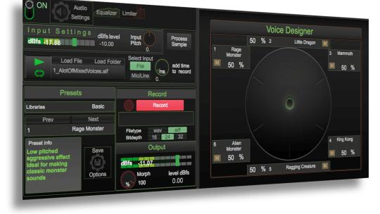 Dehumaniser Lite – Sound Design tool Free License [Win & Mac]
