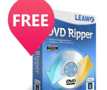 Leawo DVD Ripper Giveaway Worth $29.95 [Windows  & Mac]