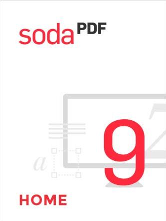 Soda PDF Home Free 1 Year Subscription [Windows]