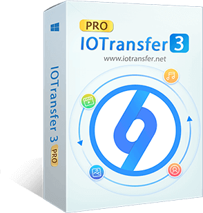 IOTransfer 3 Pro - iPhone Manager Free 6 Months License [Windows]