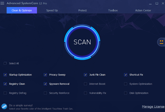 Iobit Advanced SystemCare 12 Pro Free 6 Months License