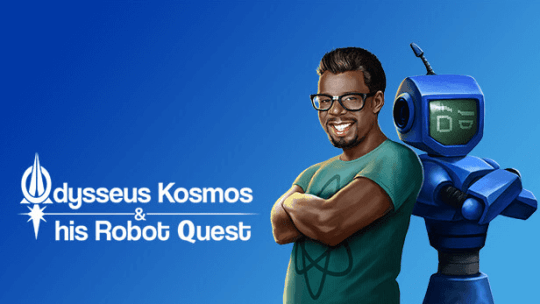Odysseus Kosmos and his Robot Quest : Episode 1 Free on Steam