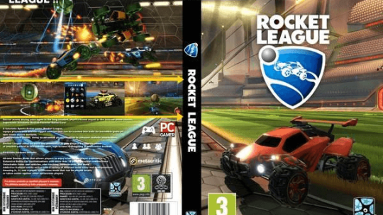 Rocket League Game Free to Play ON STEAM AND XBOX ONE