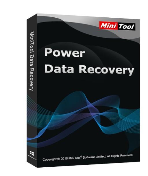 MiniTool Power Data Recovery 8