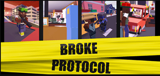 BROKE PROTOCOL: Online City RPG  now Free to Keep on Steam
