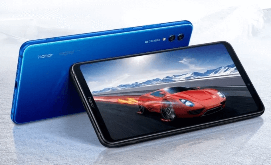 Honor Note 10 turbo button